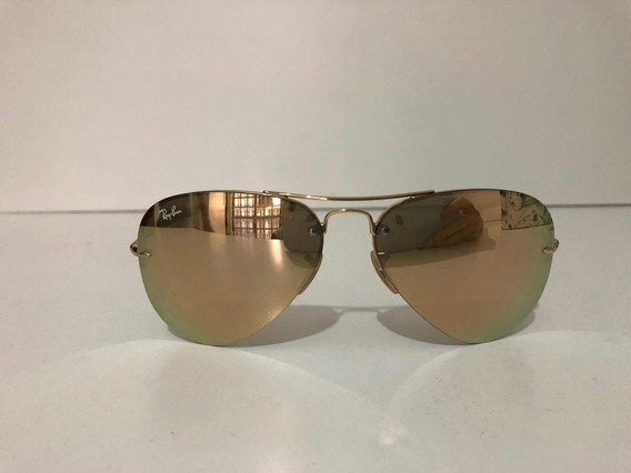 Óculo Ray-ban Aviador Rb 3449 Original