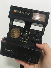 Camera Polaroid Sun 660 Autofocus Vintage