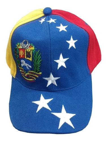 Gorras Tricolor Venezuela