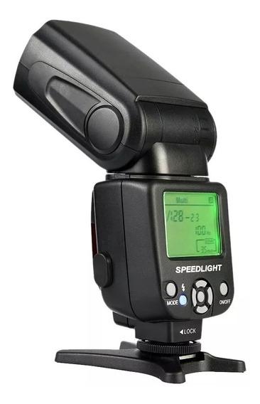 Flash Canon Triopo Tr950 600 T5i T6 T7i 600ex Nãoé Yongnuo