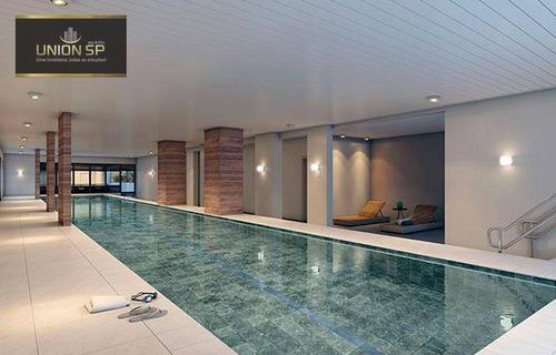 Imagem 1 de 7 de Apartamento Garden Com 4 Dormitórios À Venda, 247 M² Por R$ 2.169.296,00 - Vila Leopoldina - São Paulo/sp - Gd0302