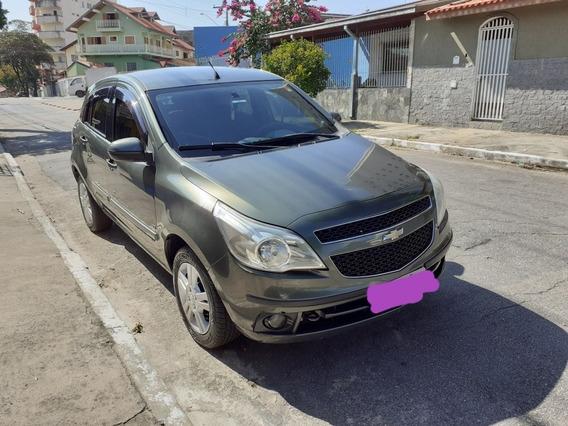 Chevrolet Agile 2012 1.4 Ltz Wi-fi 5p