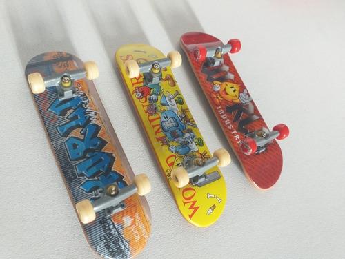 Patinetas Tech Deck Originales Con Valija Para Guardarlas Mercado Libre