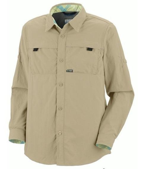 Camisa Niño Columbia Silver Ridge Original Talla 10/12