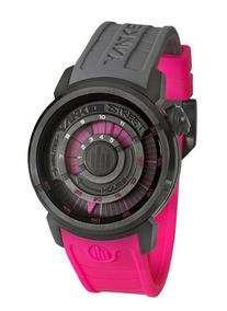 Relógio Esportivo Yankee Street Original Ys38196w Fashion