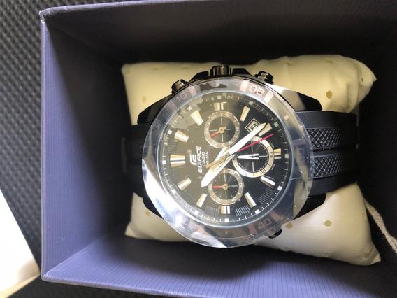 Relógio Casio Edifice Cronógrafo Efr-534zpb-1avudf