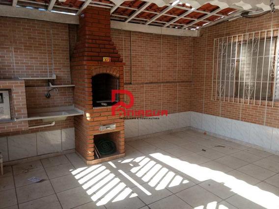 Casa Com 2 Dorms, Canto Do Forte, Praia Grande, Cod: 1086 - A1086