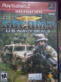 Socom 3 Playstation 2