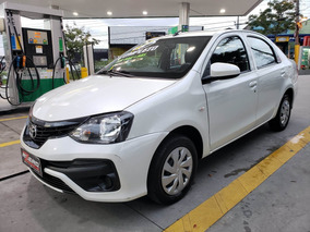 Toyota Etios Sedan 2019 Completo 1.5 X Flex 24.000 Km Novo
