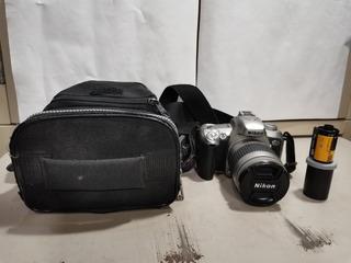 Cámara Nikon Analógica Modelo N75