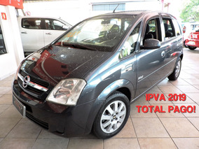 Chevrolet Meriva 1.8 Maxx Flex Power Ipva Total Pago