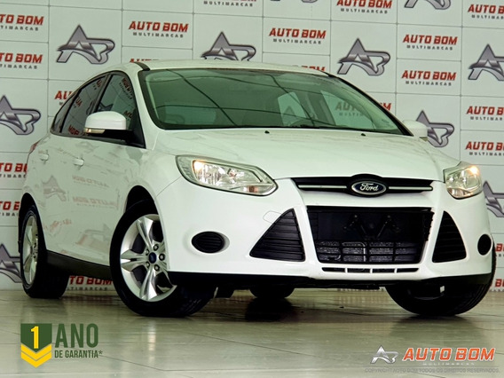 Ford Focus Hatch S 1.6 Autcarro Impecável! Completo! Airbag