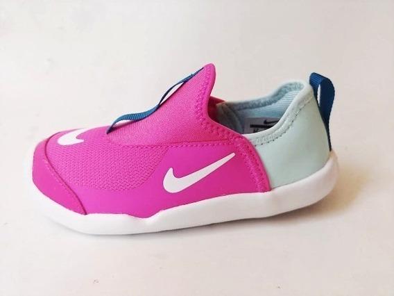 Nuevos Tenis Nike Original Talla 15 Lil Swoosh (td)
