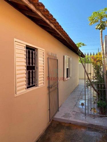 Imagem 1 de 30 de Casa À Venda, 100 M² Por R$ 207.000,00 - Residencial Nova Bauru - Bauru/sp - Ca3325