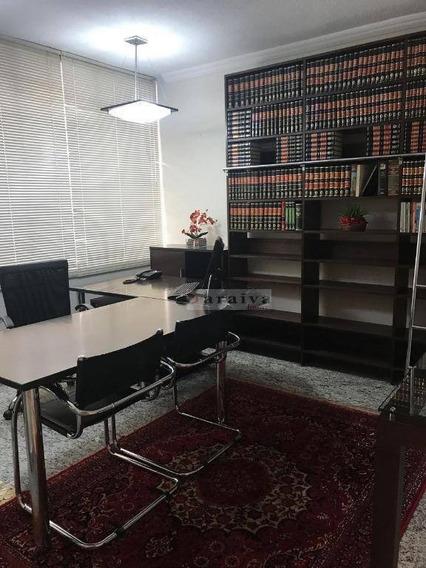 Sala Para Alugar, 80 M² Por R$ 3.000,00/mês - Jardim Hollywood - São Bernardo Do Campo/sp - Sa0014