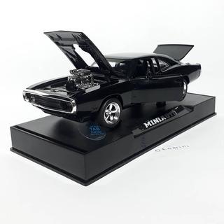 Miniatura Dodge Charger Velozes E Furiosos Torreto