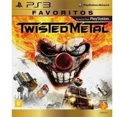 Twisted Metal (favoritos) { Ps3 }