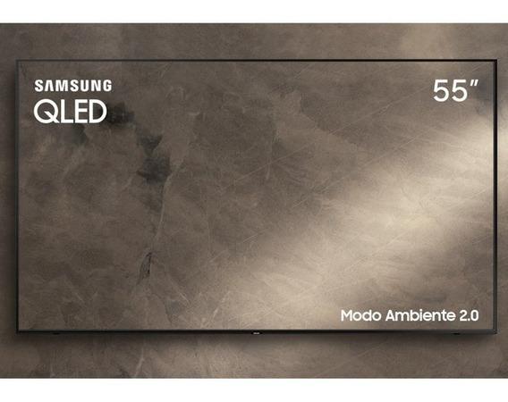 Smart Tv Samsung Qled Uhd 4k 55 Qn55q60ragxzd Pontos Quân