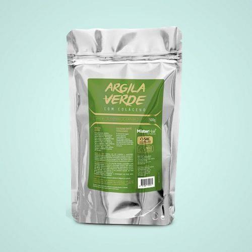 Argila Verde Mister Hair - 500g
