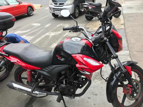 Moto Italika 125z Año 2019