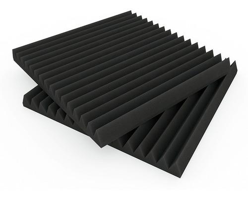 Panel Acústico Fonoabsorbente Alpine Basic 500x500x50mm