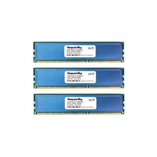 Komputerbay 6gb 3x 2gb Ddr3 1800 Mhz Pc3 14400 Dimm Cl9 240p