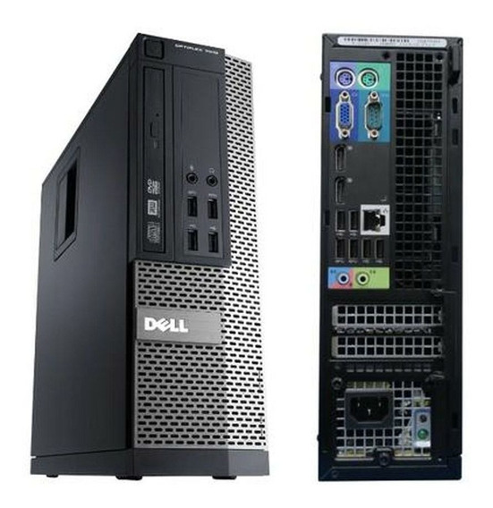Cpu Dell Optiplex 7010 I5 3ª Ger 8gb Hd 500gb Wi-fi
