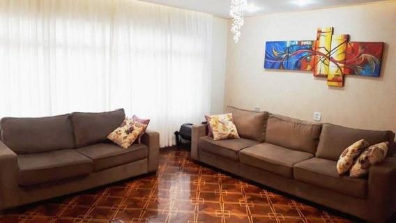 Sobrado Com 3 Dormitórios À Venda, 200 M² Por R$ 830.000 - Chácara Belenzinho - São Paulo/sp - So1663
