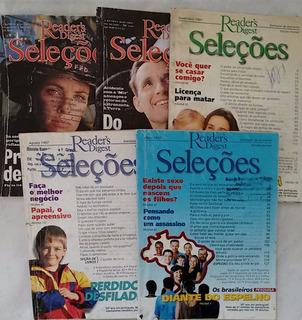 Revistas Seleções Kit Com 10, Reader
