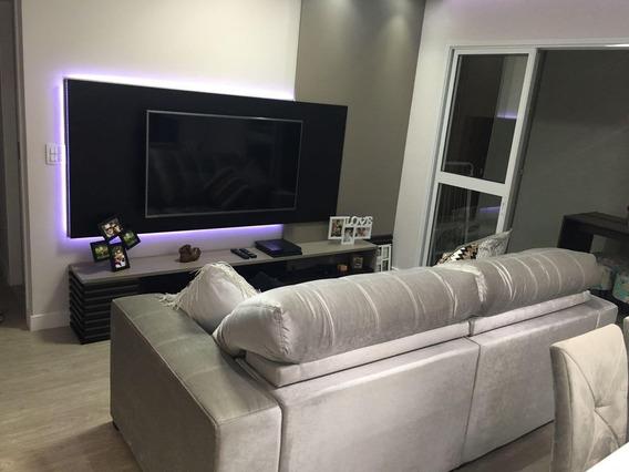Apartamento Com 2 Dormitórios À Venda, 75 M² Por R$ 450.000 - Jardim Das Indústrias - São José Dos Campos/sp - Ap4857