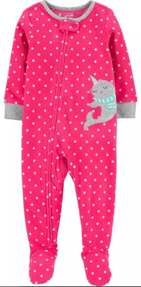 Pijama Micropolar Carters Toddler 3ta 5t Varios Modelos Nena