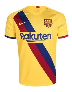 Camisa Barcelona Ii 19/20 - P/entrega 12x S/juros