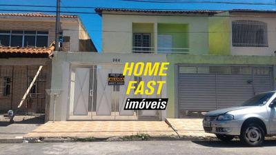 Sobrado Residencial Para Locação, Parque Continental I, Guarulhos. - So0273
