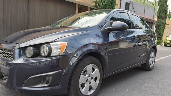 Chevrolet Sonic 1.6 2014