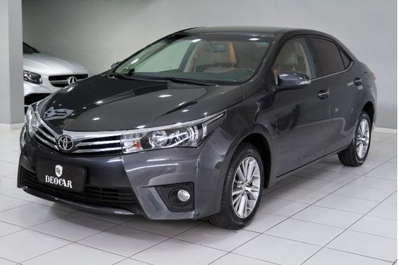 Toyota Corolla Altis 2.0-2016/2017