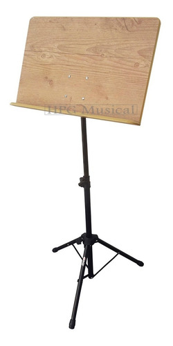 Estante Partitura Maestro Madeira Saty 5032