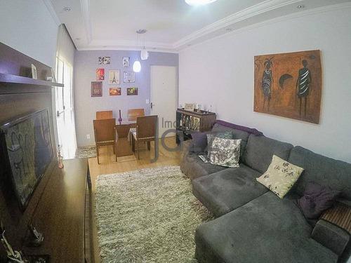 Apartamento Com 2 Dormitórios À Venda, 49 M² Por R$ 256.000,00 - Matão - Sumaré/sp - Ap5189
