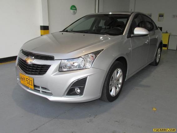 Chevrolet Cruze Niquel Ls