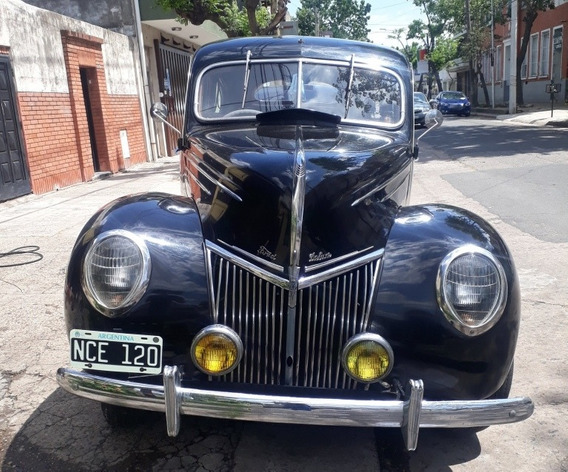 Ford Ford Deluxe 1939