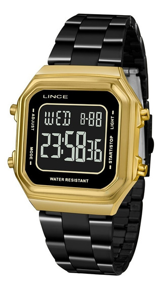 Relógio Lince Feminino Sdg618l Pxpx