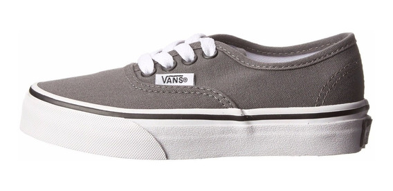 Tenis Vans Authentic Pewter Unisex Original Vn000wwxeny
