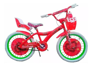 Bicicleta Rockstar Xterra Rod 16 Nena // Richard Bikes