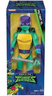 Muñeco Tortugas Ninja Xl Articulada Original 81510 Bigshop