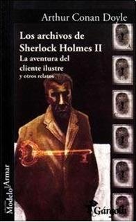 Los Archivos De Sherlock Holmes 2 - Conan Doyle Envio