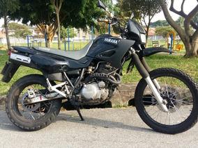 Yamaha Xt600 E Negra