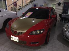 Mazda 3 Sedan (enganche)