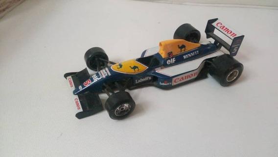 Williams Renault Fw 14 Escala 1/24 Burago