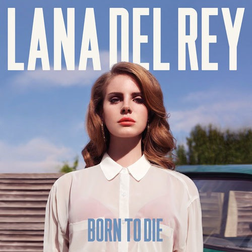 Lp Lana Del Rey Born To Die 180gr