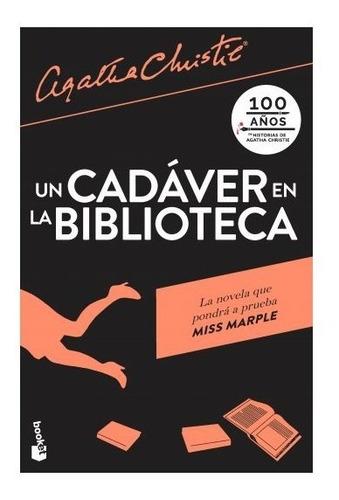 Libro Un Cadáver En La Biblioteca - Agatha Christie