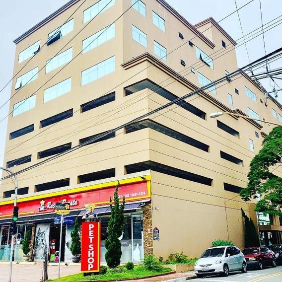 Sala Para Alugar, 85 M² Por R$ 2.800,00/mês - Jardim Aliança - Guarulhos/sp - Sa0032